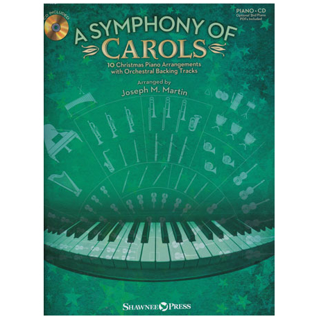A Symphony Of Carols (+CD)