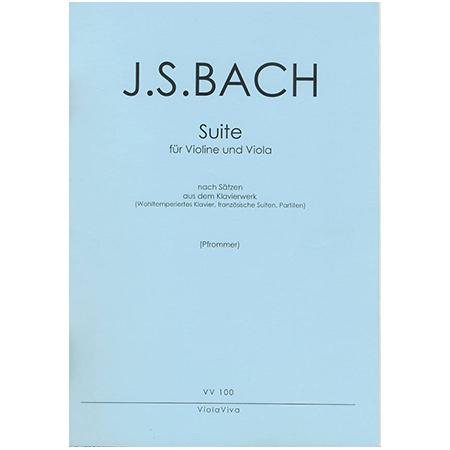 Bach, J. S.: Suite D-Dur