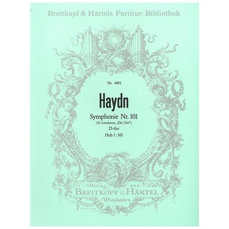 Haydn, J.: Symphonie Nr. 101 D-Dur Hob I:101