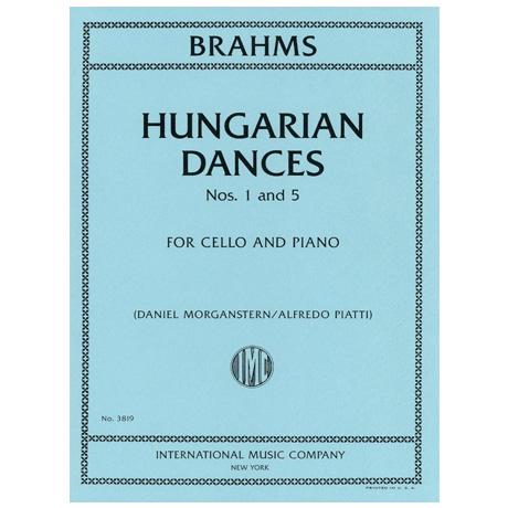 Brahms, J.: Ungarische Tänze Nr. 1 und 5