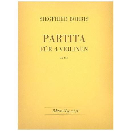 Borris, S.: Partita