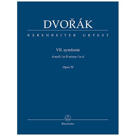 Dvorák, A.: Sinfonie Nr. 7 d-Moll Op. 70