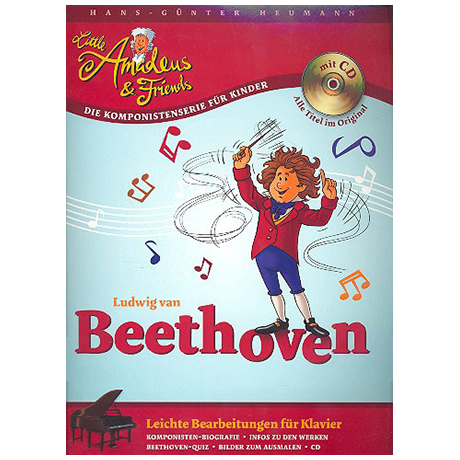 Little Amadeus - Komponistenserie Beethoven