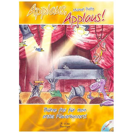 Publig, M.: Applaus, Applaus! (+CD)