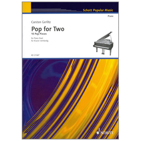 Gerlitz, C.: Pop for Two