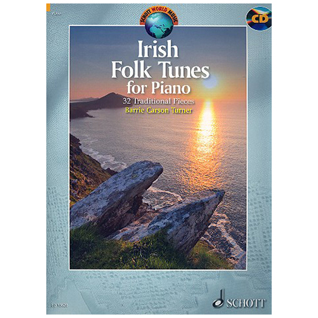 Irish Folk Tunes for Piano (+CD)