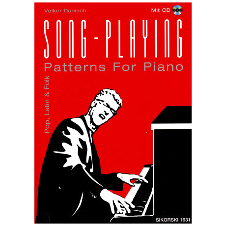 Song-Playing – Patterns for Piano (+CD)