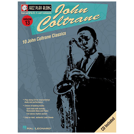John Coltrane (+CD)