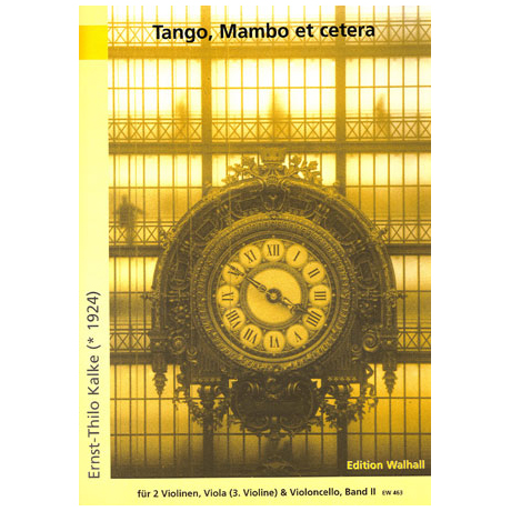 Tango, Mambo et cetera - Band 2