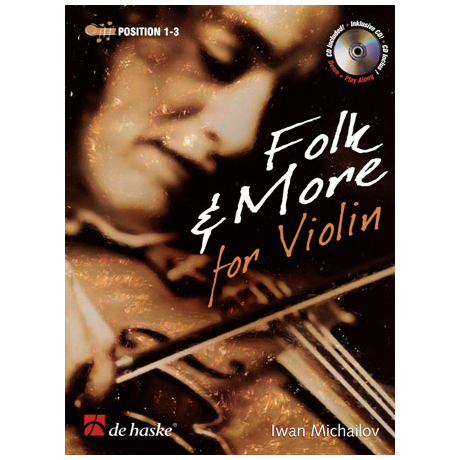 Folk and more (+CD)