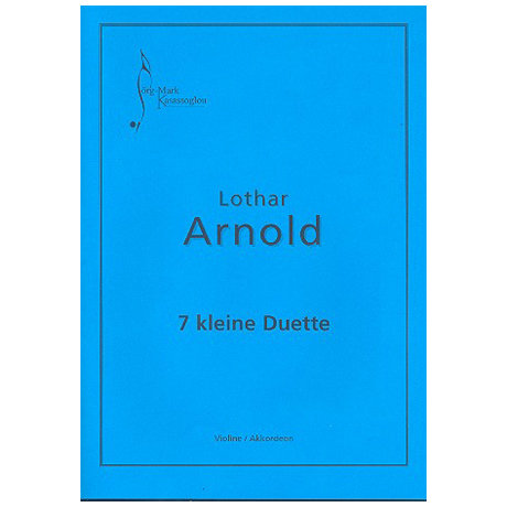 Arnold, L.: 7 kleine Duette