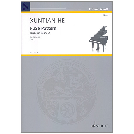 Xuntian He: FuSe Pattern – Images in Sound 2