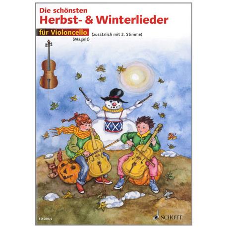 Magolt: Die schönsten Herbst- und Winterlieder