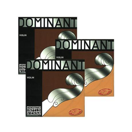 THOMASTIK Dominant Violinsaiten A-D-G 4/4 | mittel