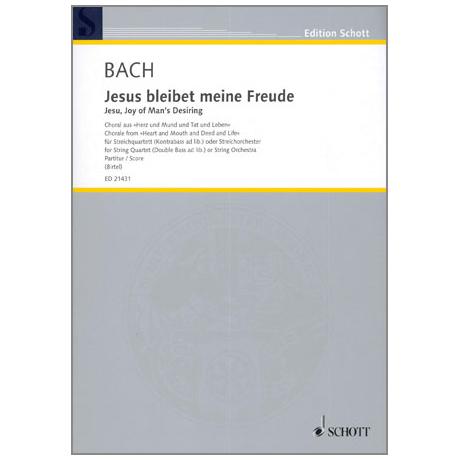 Bach, J.S.: Jesus bleibet meine Freude