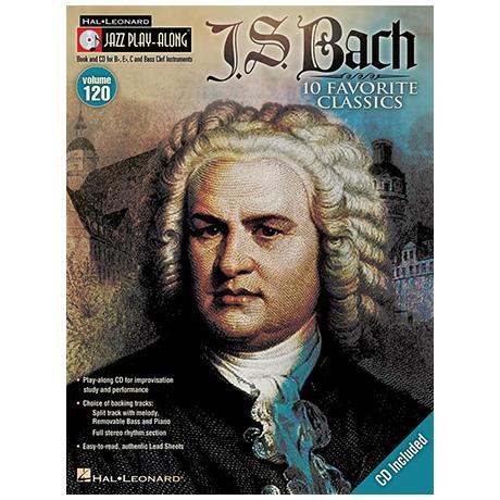 J.S. Bach (+CD)