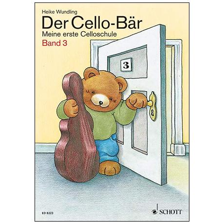 Wundling, H.: Der Cello-Bär Band 3