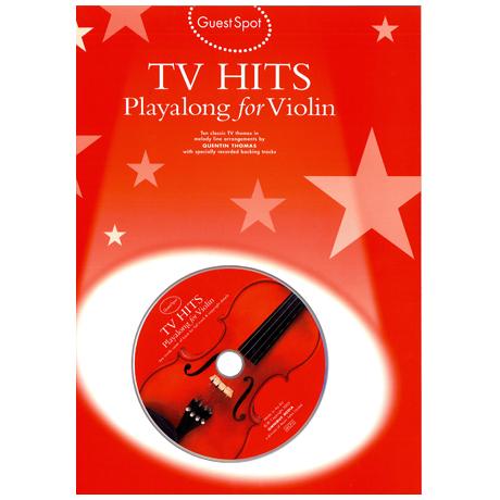 TV Hits (+CD)