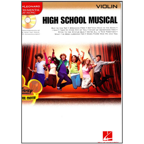 High School Musical: Violin (+CD)