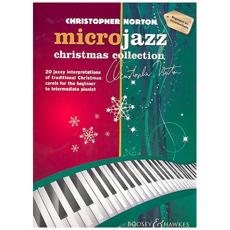 Norton, C.: Microjazz Christmas Collection