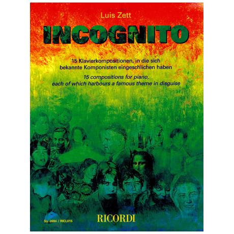 Zett: Incognito