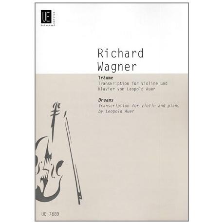 Wagner, R.: Träume
