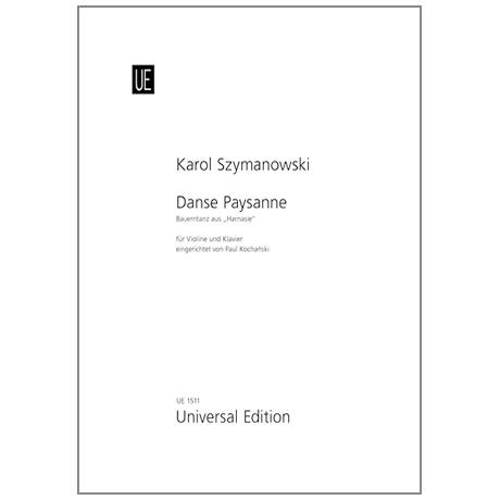 Szymanowski, K.: Bauerntanz aus Harnasie (Danse Paysanne)