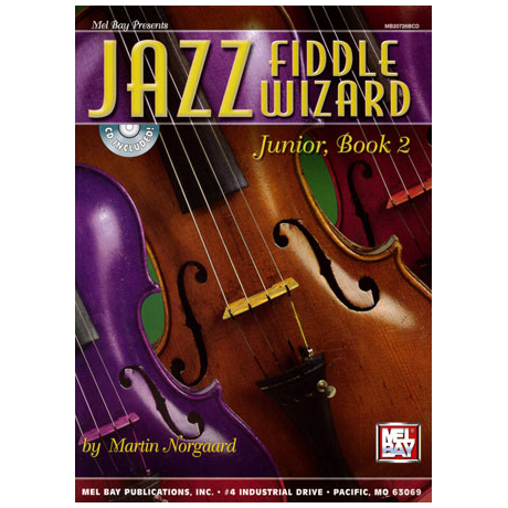 Jazz Fiddle Wizard Junior Band 2 (+Online Audio)