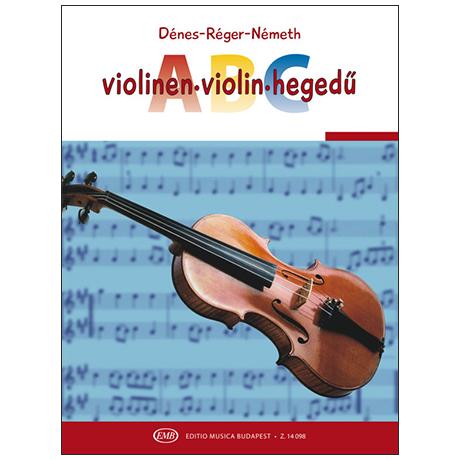 Dénesz, L.: Violinen ABC