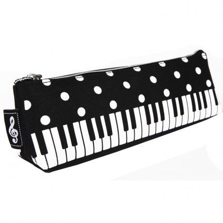 Mäppchen Piano dots