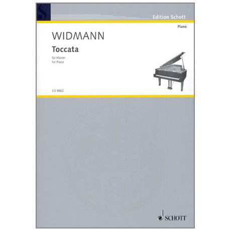 Widmann, J.: Toccata