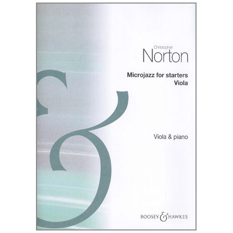 Norton, C.: Microjazz for Starters
