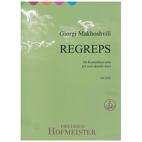Makhoshvili, G.: Regreps