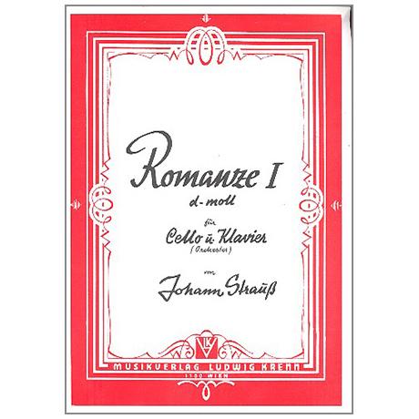 Strauß, J.: Romanze Nr.1 d-Moll Op.243