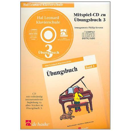 Kreader, B.: Hal Leonard Klavierschule Band 3 (nur CD)