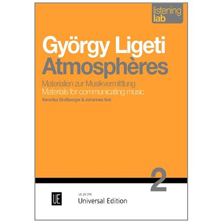Großberger, V. / Voit, J.: György Ligeti »Atmosphères«