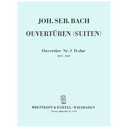 Bach, J. S.: Cembalokonzert d-Moll BWV 1052