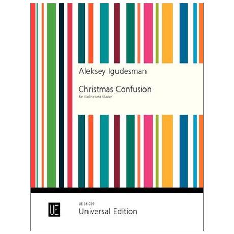 Igudesman, A.: Christmas Confusion