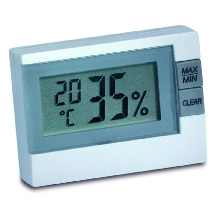 PACATO Digital Mini Thermo-Hygrometer