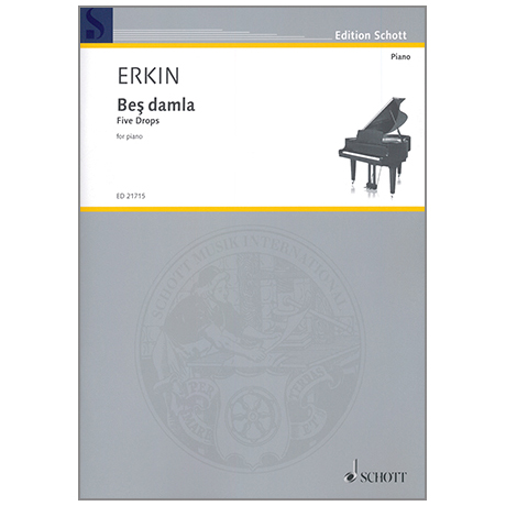 Erkin, U. C.: Bes damla (Five Drops)