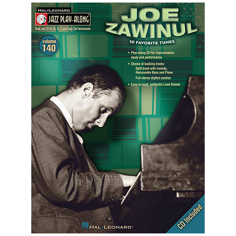 Joe Zawinul (+CD)