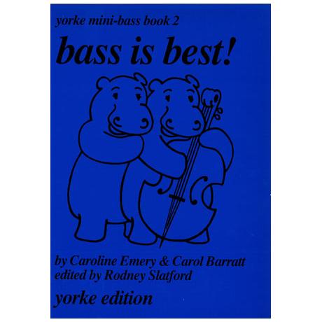 Yorke Mini-Bass Book 2: Bass is best