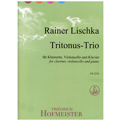 Lischka, R.: Tritonus - Trio