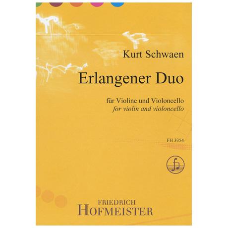 Schwaen, K.: Erlangener Duo