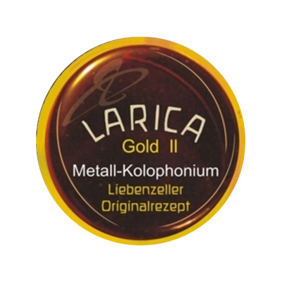 LARICA Kolophonium Gold II Violine/Viola