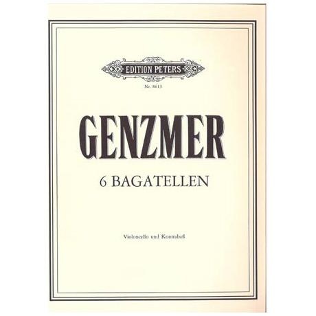 Genzmer, H.: 6 Bagatellen