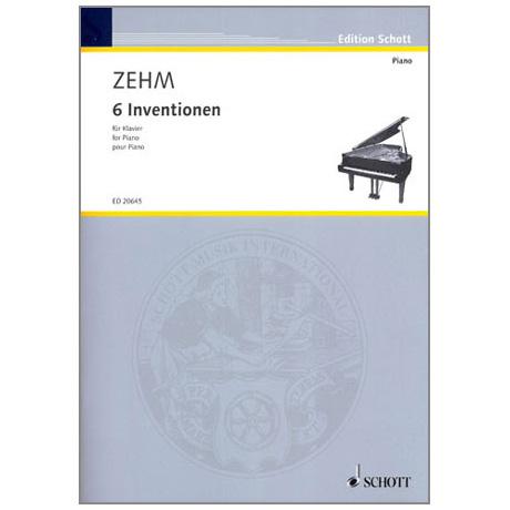 Zehm, Fr.: 6 Inventionen