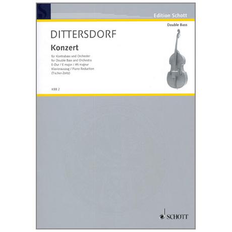 Dittersdorf, K.D.v.: Konzert E-Dur - Krebs 172