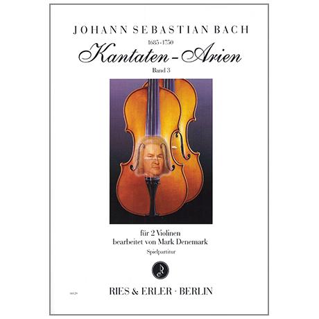 Bach, J.S.: Kantaten-Arien Band 3