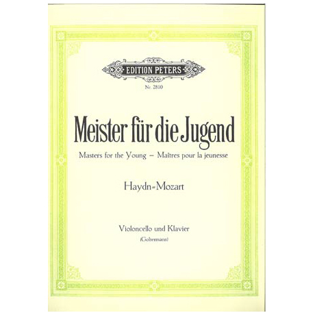 Meister für die Jugend Band 1, Haydn + Mozart
